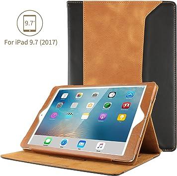 Nuevo estuche para iPad 9.7 pulgadas, KVAGO iPad 9.7 pulgadas Estuche plegable para estuches Funda protectora