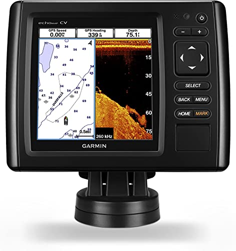 Garmin EchoMap 55Cv Fish Finder