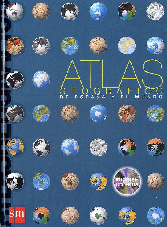 Atlas Geografico - España Y El Mundo: Amazon.es: Aa.Vv.: Libros