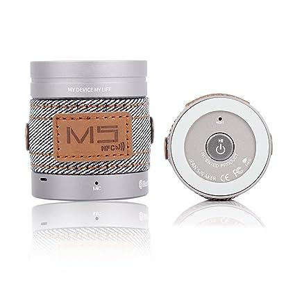 Amazon com: Arrela RB-M5 Wireless Bluetooth Speaker Super