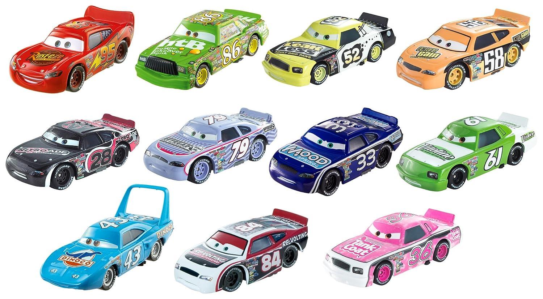 Mattel Dot-Com Piston Cup Collection