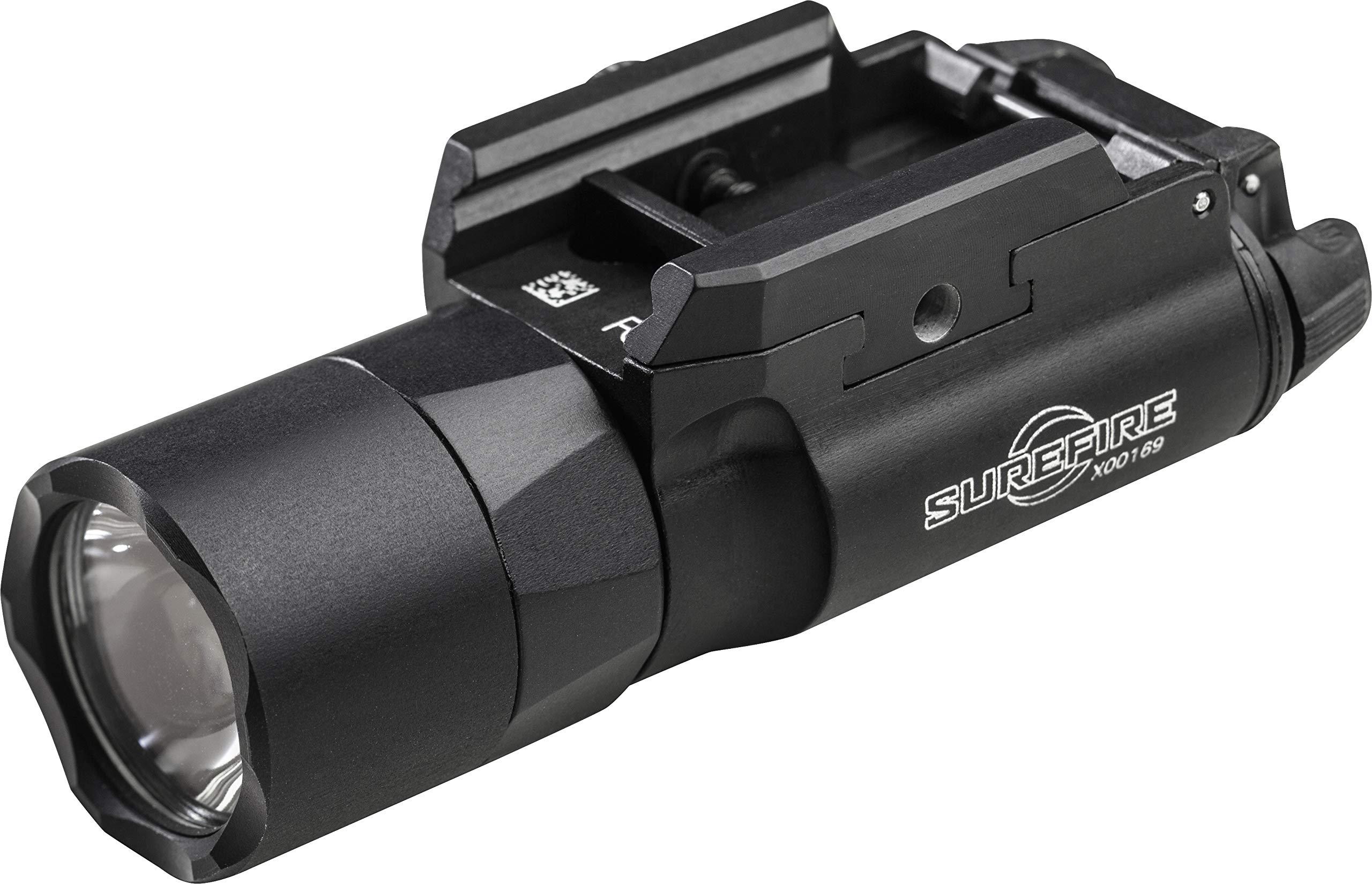SureFire X300 Ultra LED Handgun or Long Gun Weaponlight with T-Slot Mount, Black by SureFire