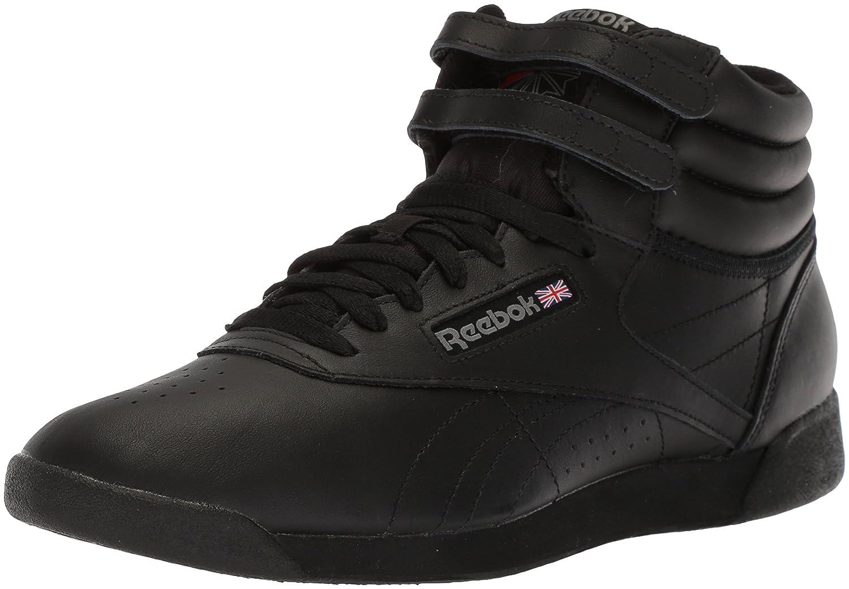 Reebok Women's Freestyle Hi Walking Shoe B0000ASD21 6.5 B(M) US|Black