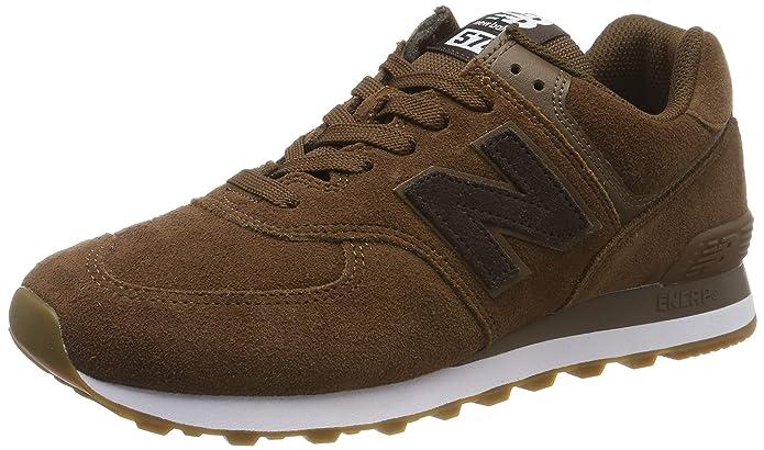New Balance 574v2 Sneakers Herren Braun Moyen