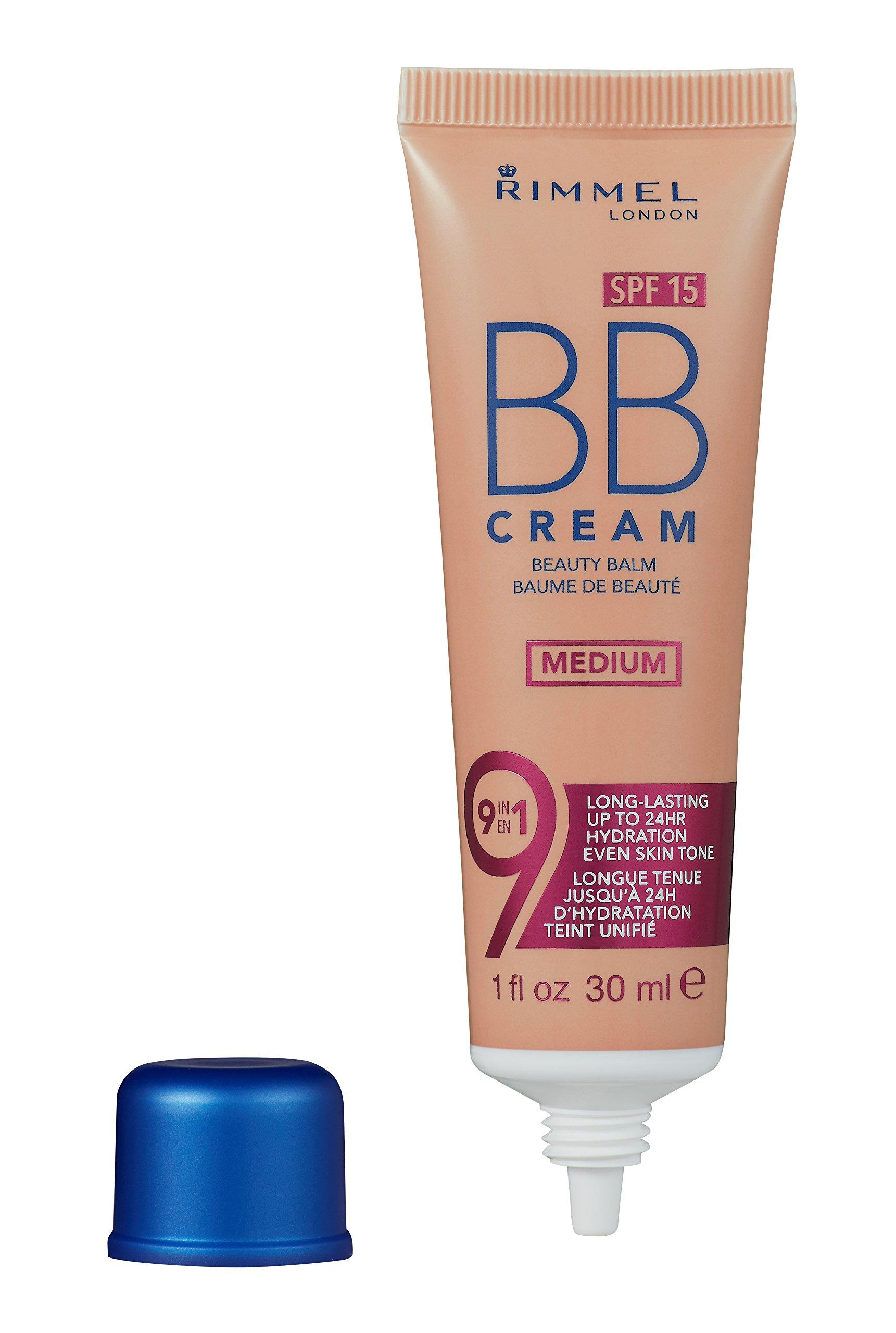 Rimmel London Match Perfection BB Cream Base de Maquillaje Tono 2 Medium - 41 gr product