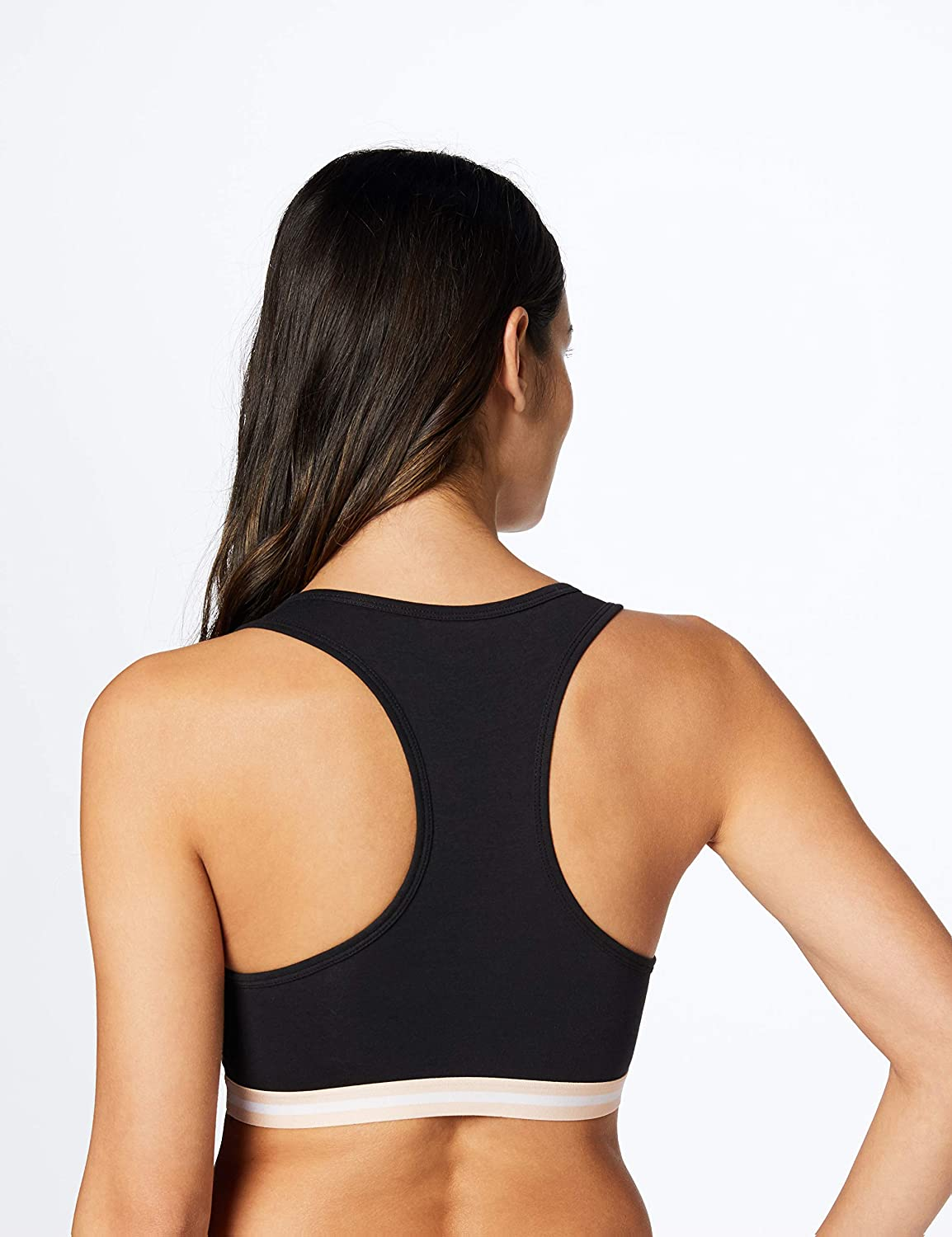 Racer Back Top Donna Iris /& Lilly Marchio Belk018m2