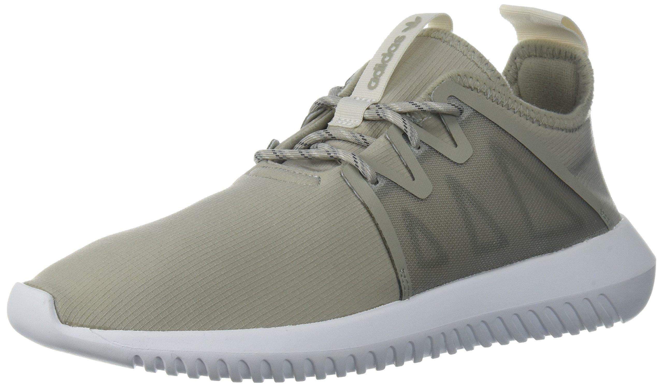 adidas Originals Women's Tubular VIRAL2 W Sneaker, Sesame/Chalk White/White, 7.5 M US
