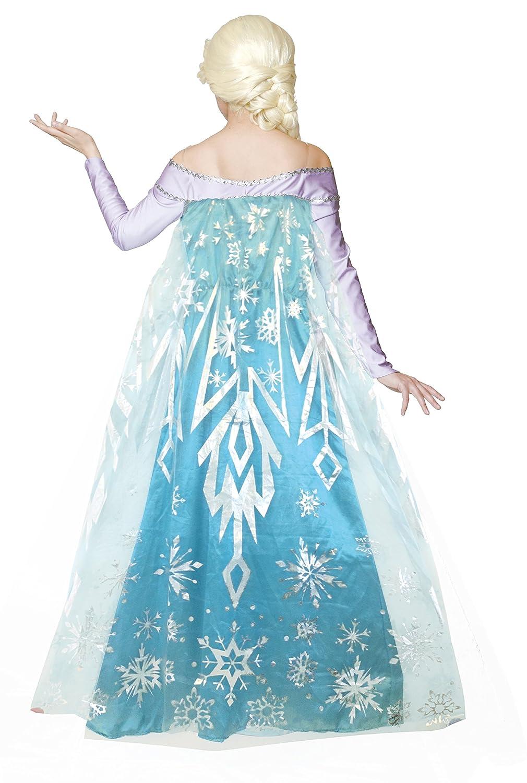 Amazon.com: Disney Frozen Costume - Elsa Costume - Teen ...