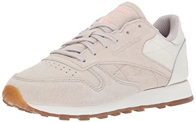 d5ded17cf Amazon.com | Reebok Women's CL Lthr EB Fashion Sneaker | Fashion ...