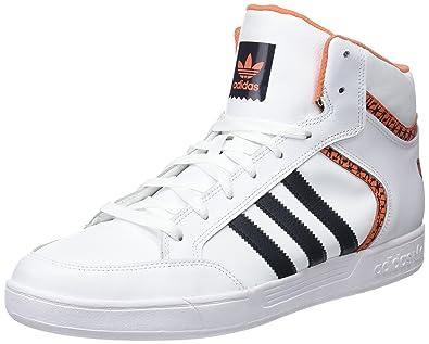outlet store 3ff0e 02b9c adidas Originals Varial Mid, Baskets Hautes Homme, Blanc (Footwear  White Carbon