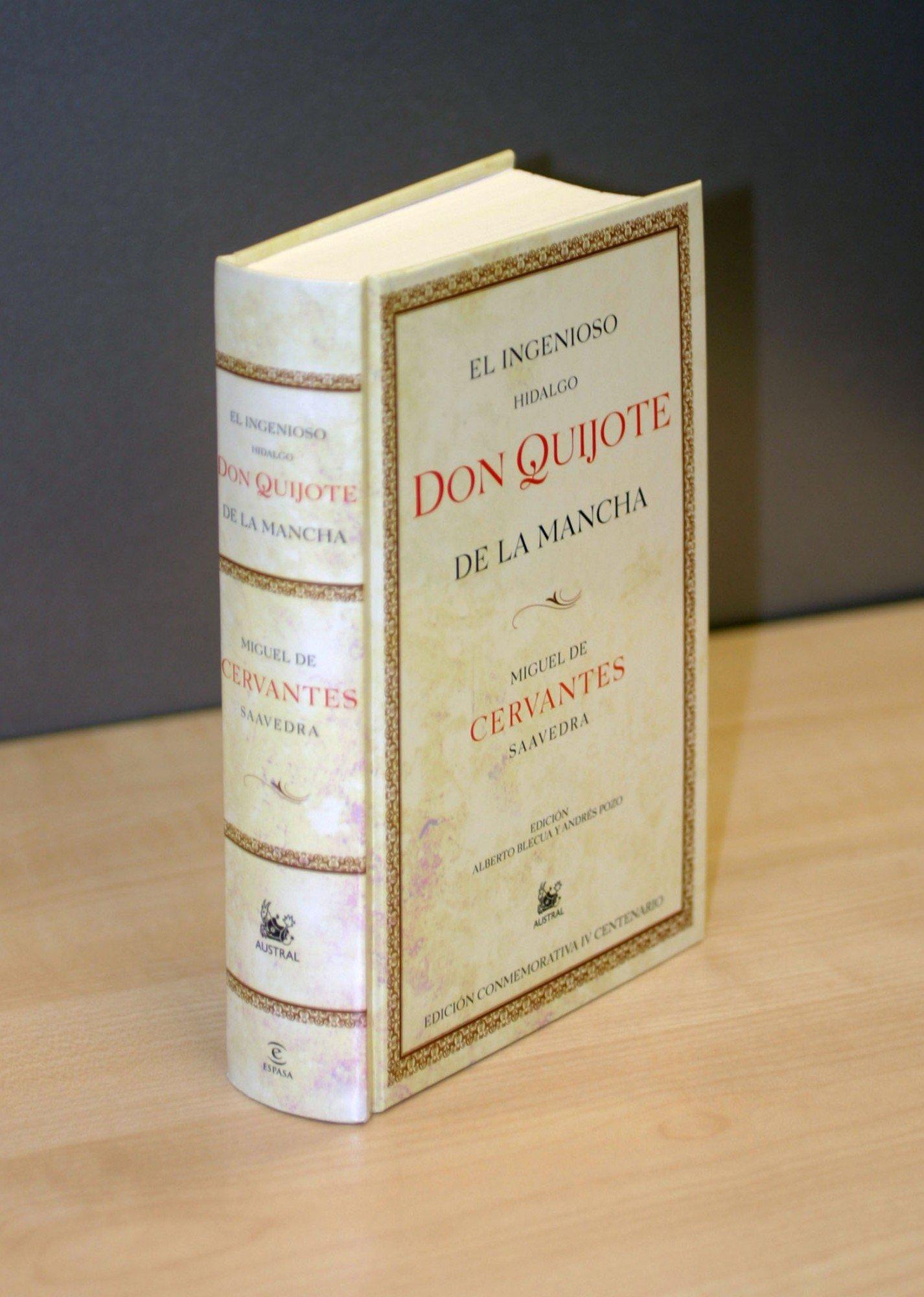 Don Quijote De La Mancha Fuera De Colección Y One Shot Amazon Es Cervantes Miguel De Libros