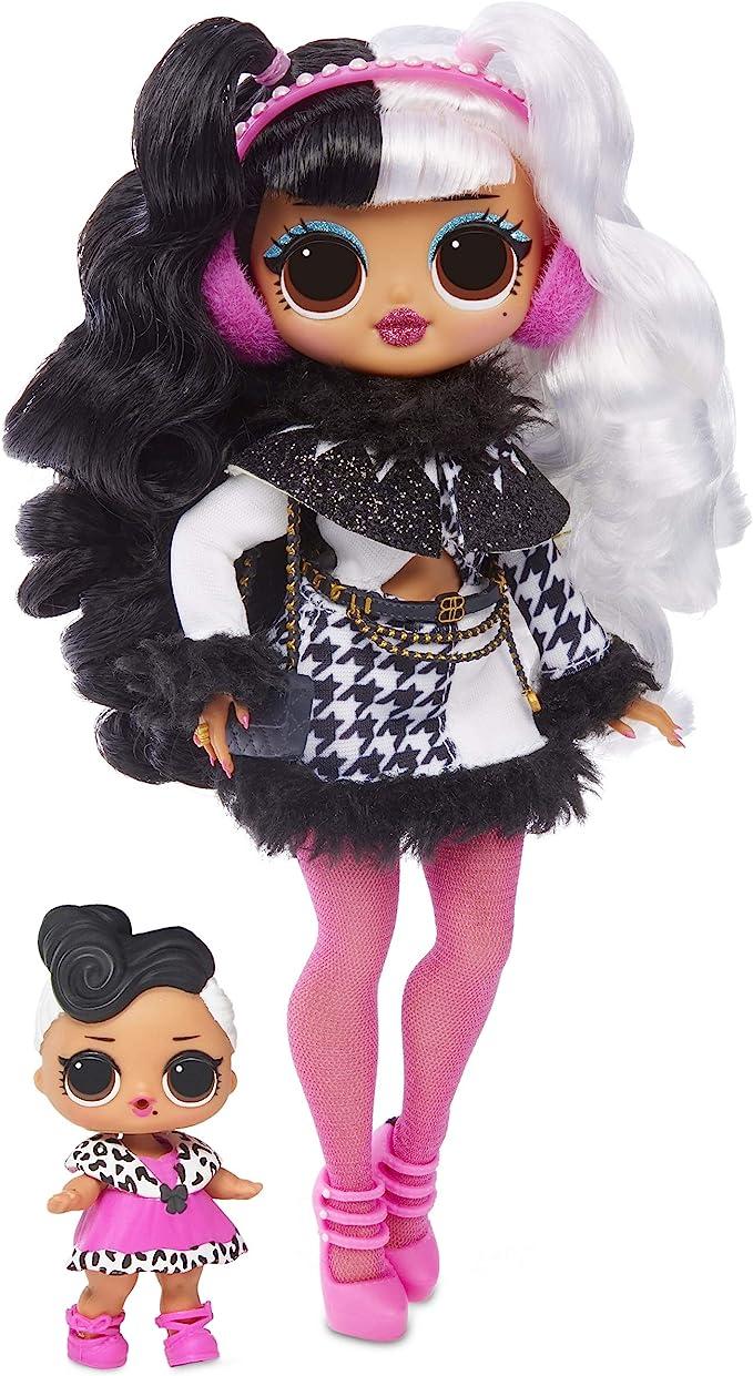 LOL Surprise Doll LIL KANSAS QT CUTIE DOROTHY Series 4 LITTLE SIS LIL SIS BABY