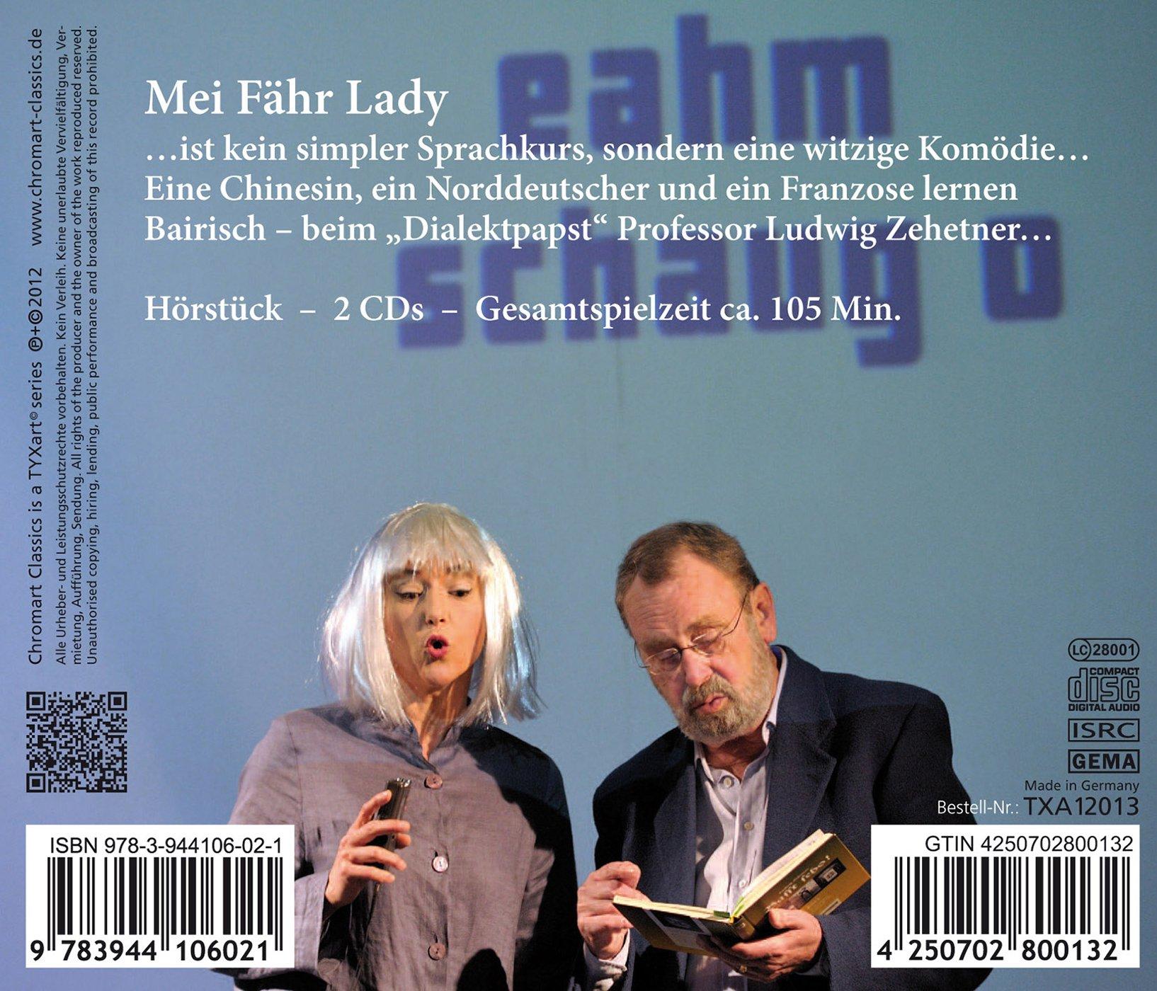 Berlinger: Mei Fahr Lady