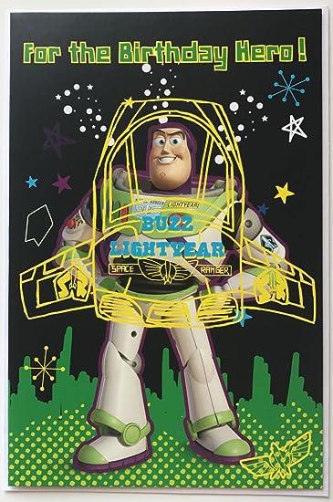 Amazon Disney Toy Story Buzz Lightyear Sketch Spacecraft