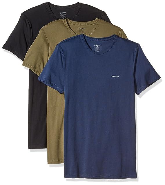 Diesel 0AALW, Camiseta Interior para Hombre: Amazon.es: Ropa y accesorios