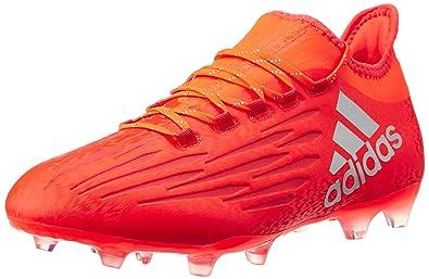 adidas Herren Copa 17.3 FG Fußballschuhe, Rot (Red/Core Black/FTWR White), 41 1/3 EU