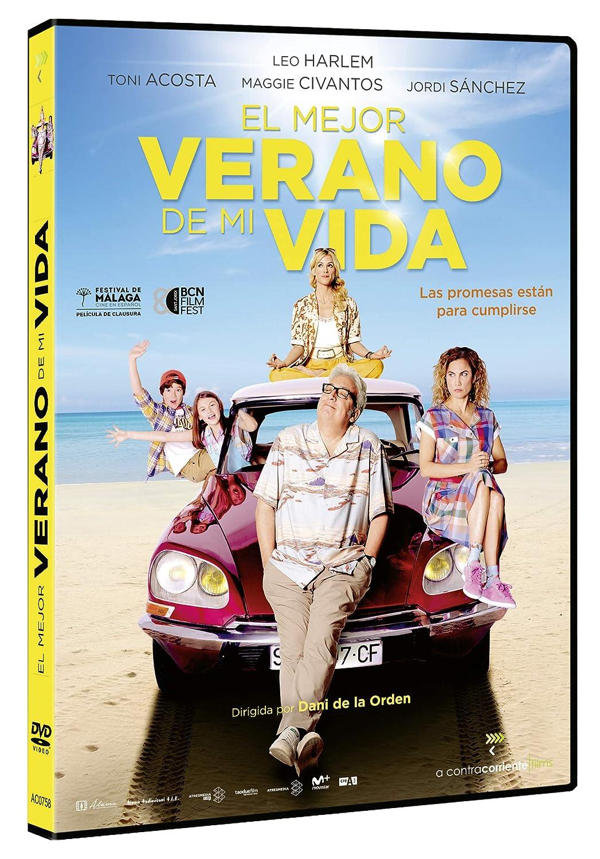 El mejor verano de mi vida [DVD]: Amazon.es: Leo Harlem ...