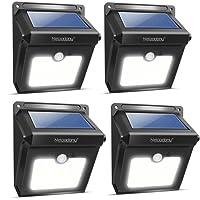 Lampe Solaire Extérieure, Neloodony 28 LED Lumière Solaire Extérieur Jardin