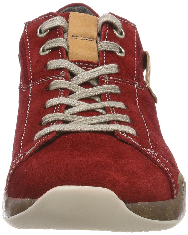 Josef Josef Josef Seibel Damen Ricky 05 Sneaker Rot (Rot) a07d0a
