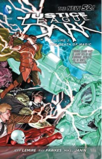 Buy Justice League Dark Vol  2: The Books of Magic (The New