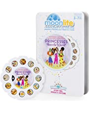 Moonlite 6045753 - Princesses Save The World Story Reel for Storybook Projector, for Ages 1 and Up