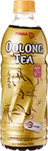 Pokka Oolong Tea No Sugar Pet, 500ml (Pack of 24)