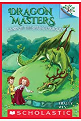 Land of the Spring Dragon: A Branches Book (Dragon Masters #14) Kindle Edition