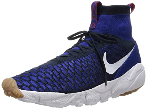 cb8c38e9c86d Nike Air Footscape Magista Flyknit, Men's Trainers: Amazon.co.uk ...