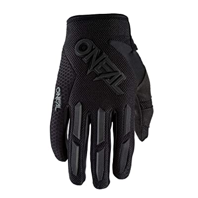 O'Neal - E030-110 Element Unisex-Adult Glove (Black, 10), 2 Pack: Automotive