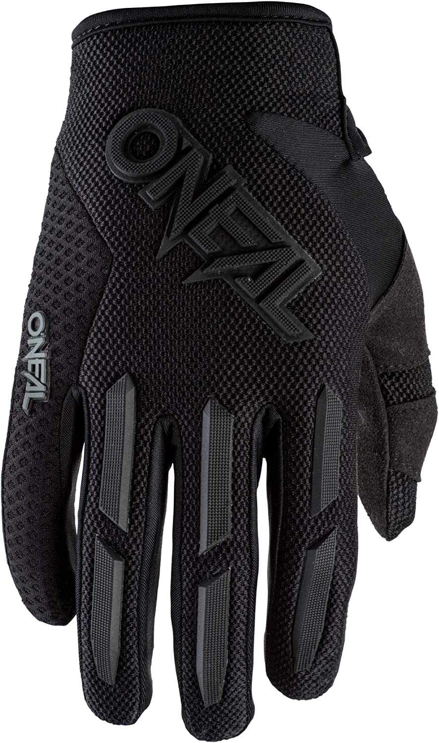 ONeal E030-103 Element Unisex-Child Youth Glove Black, 3//4 SM 2 Pack