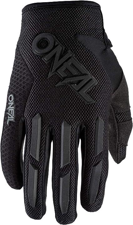 O Neal Fahrrad Motocross Handschuhe Mx Mtb Downhill Freeride Langlebige Flexible Materialien Luftdurchlässige Mesh Einsätze Element Glove Erwachsene Sport Freizeit