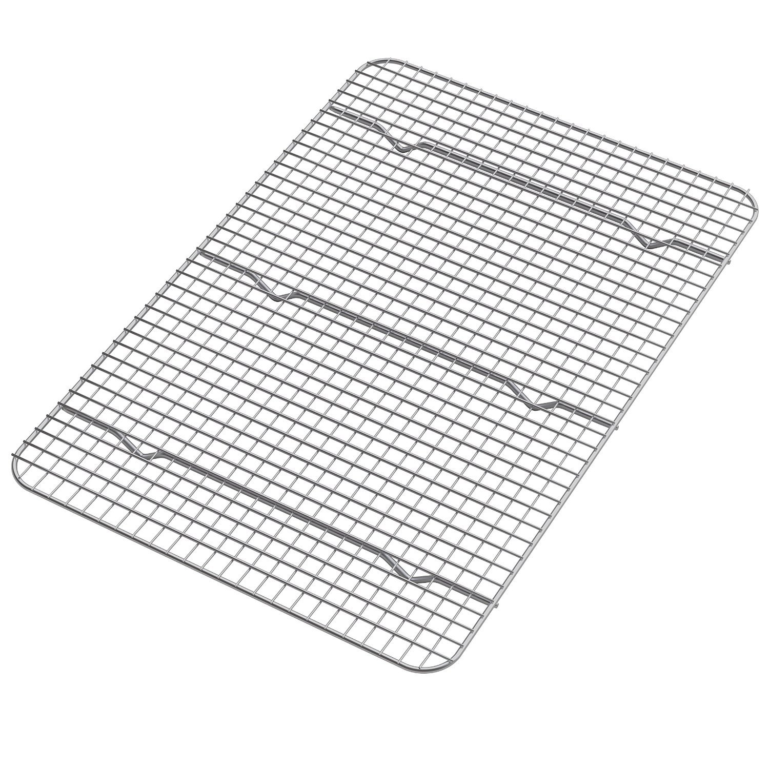 CIA 23304 Masters Collection 12 Inch x 17 Inch Wire Cooling Rack Chrome Plate Steel