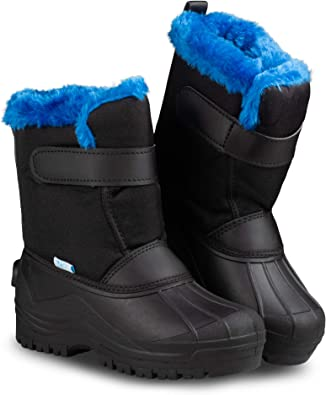 Amazon.com | ZOOGS Kids Snow Boots for