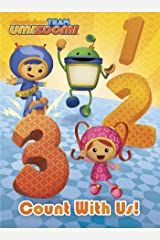 Count with Us! (Team Umizoomi) Kindle Edition