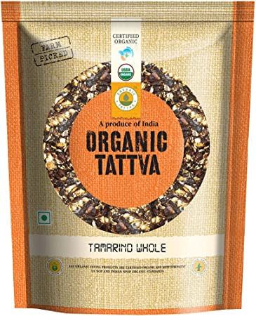 Organic Tattva Tamarind Whole, 500g