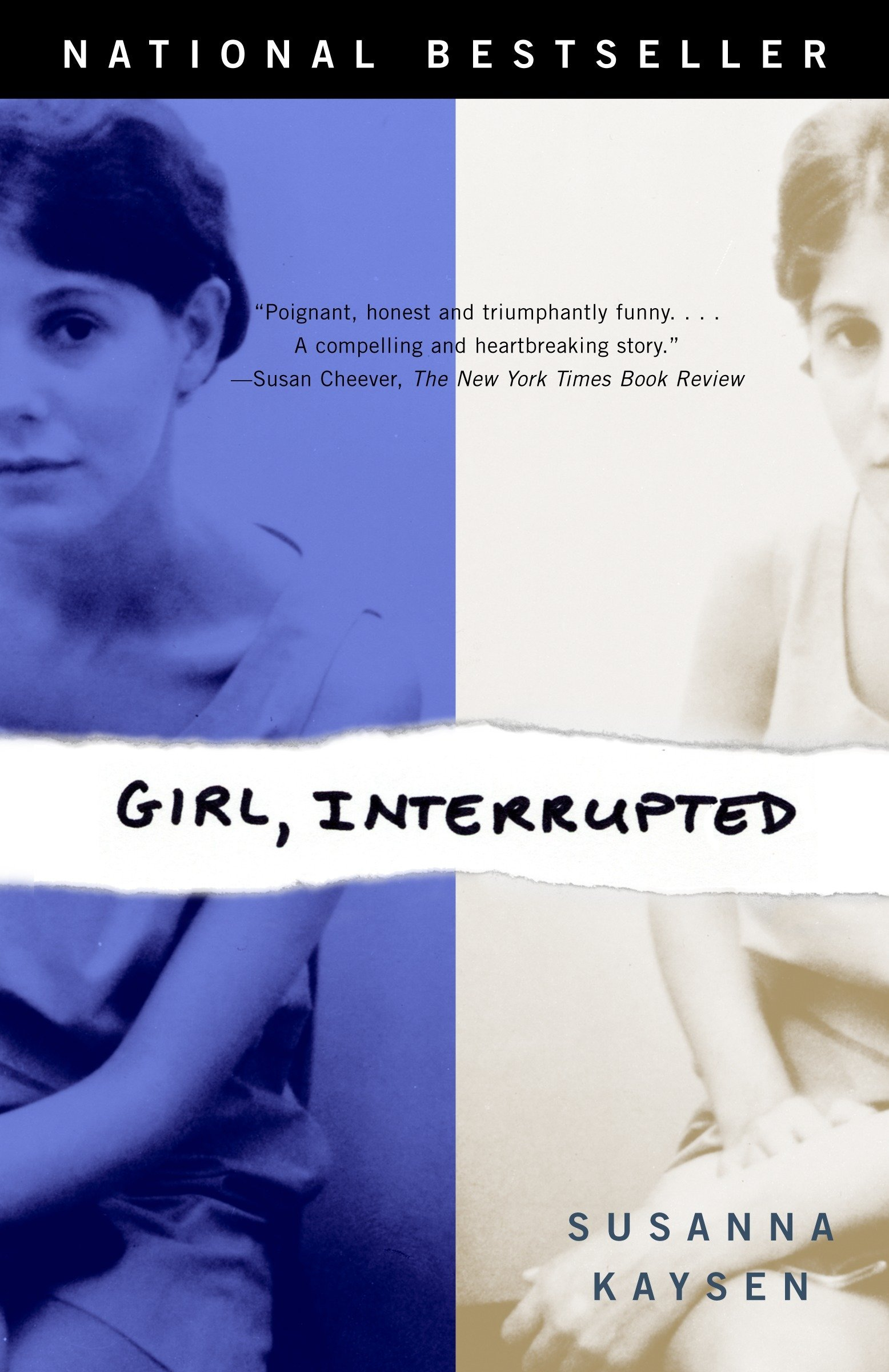 Image result for girl interrupted book