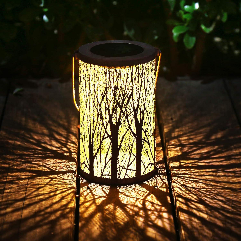 Esgarden Outdoor Solar Lantern $12.99 Coupon