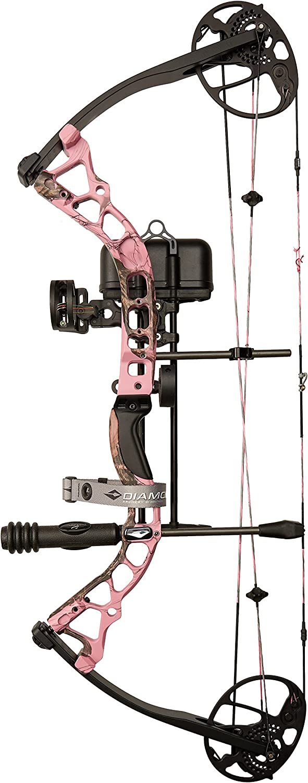 Best Bows for Women: Diamond Archery Infinite Edge Pro Bow Package