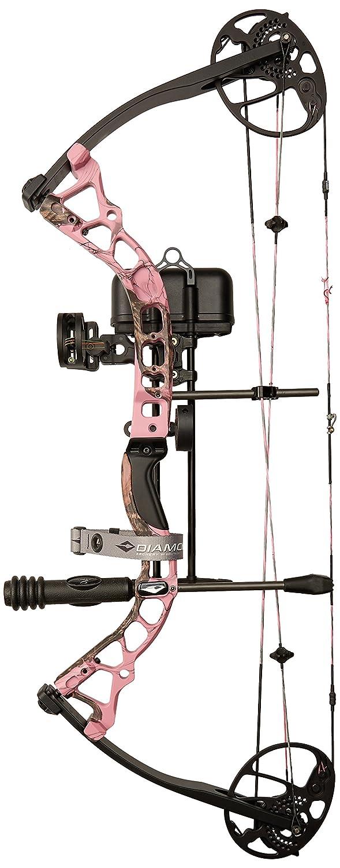 amazon com diamond archery infinite edge pro bow package black