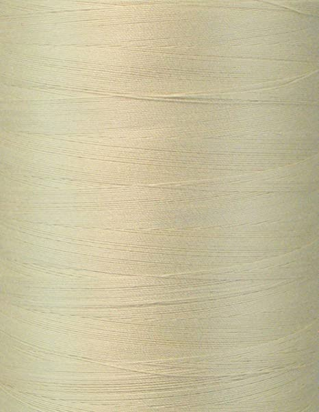 YLI 24450-BLK 3-Ply 40wt T-40 Cotton Quilting Variegated Thread Black 500 yd
