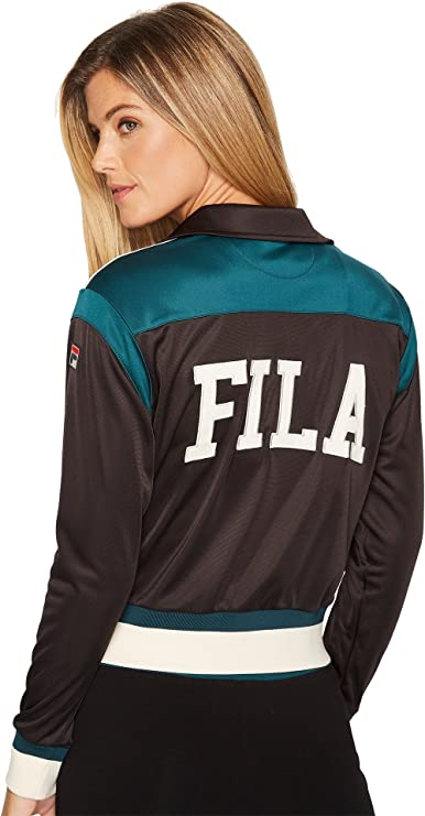 1ecb02854a583 Fila Womens Deanna Jacket at Amazon Women's Clothing store: