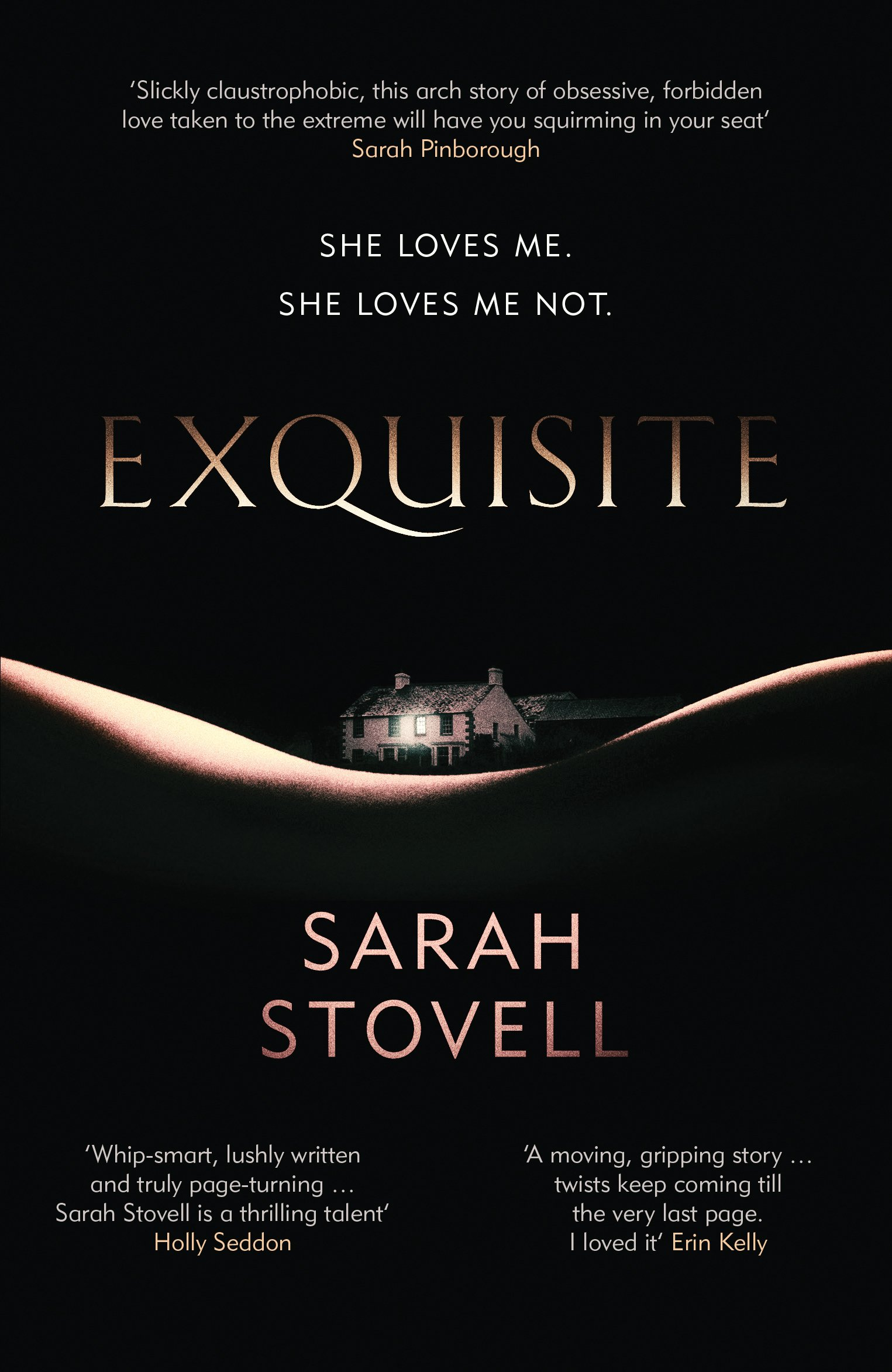 Image result for exquisite sarah stovell
