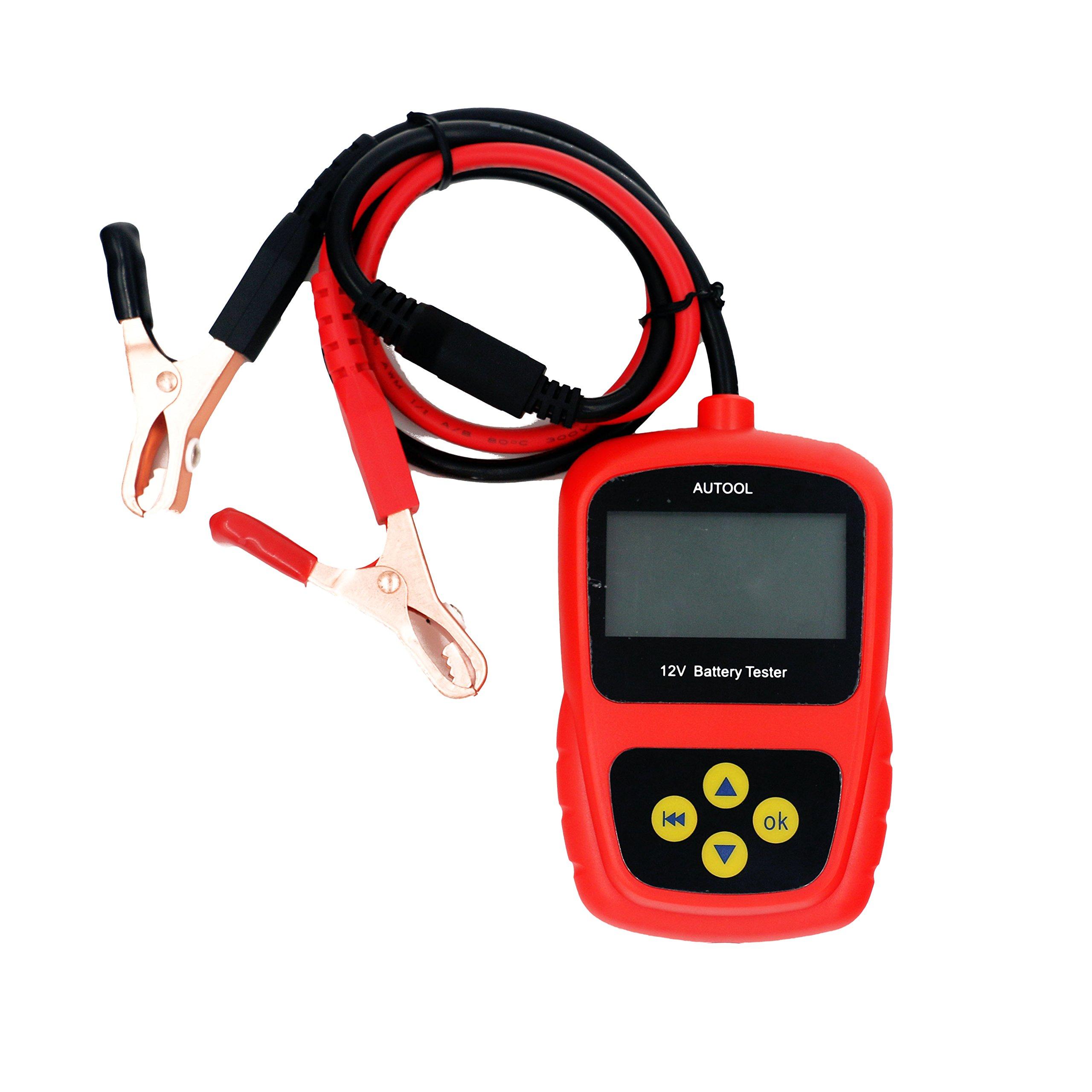 Autool Launch BST-100 Auto Car Battery System Tester Lead Acid Test Diagnostic AGM GEL 12V BST 100