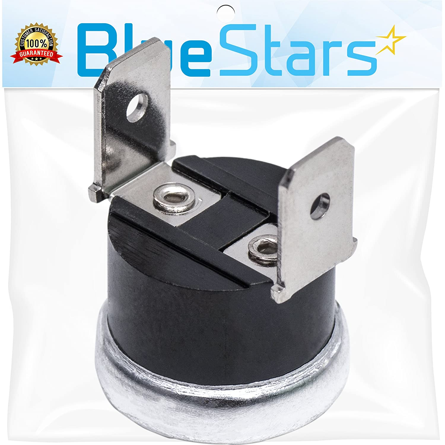 661566 Dishwasher High Limit Thermostat Replacement Part by Blue Stars – Exact Fit For Whirlpool & Kenmore Dishwashers – Replaces WP661566 3371618 W10339474 AP6010246 PS11743423