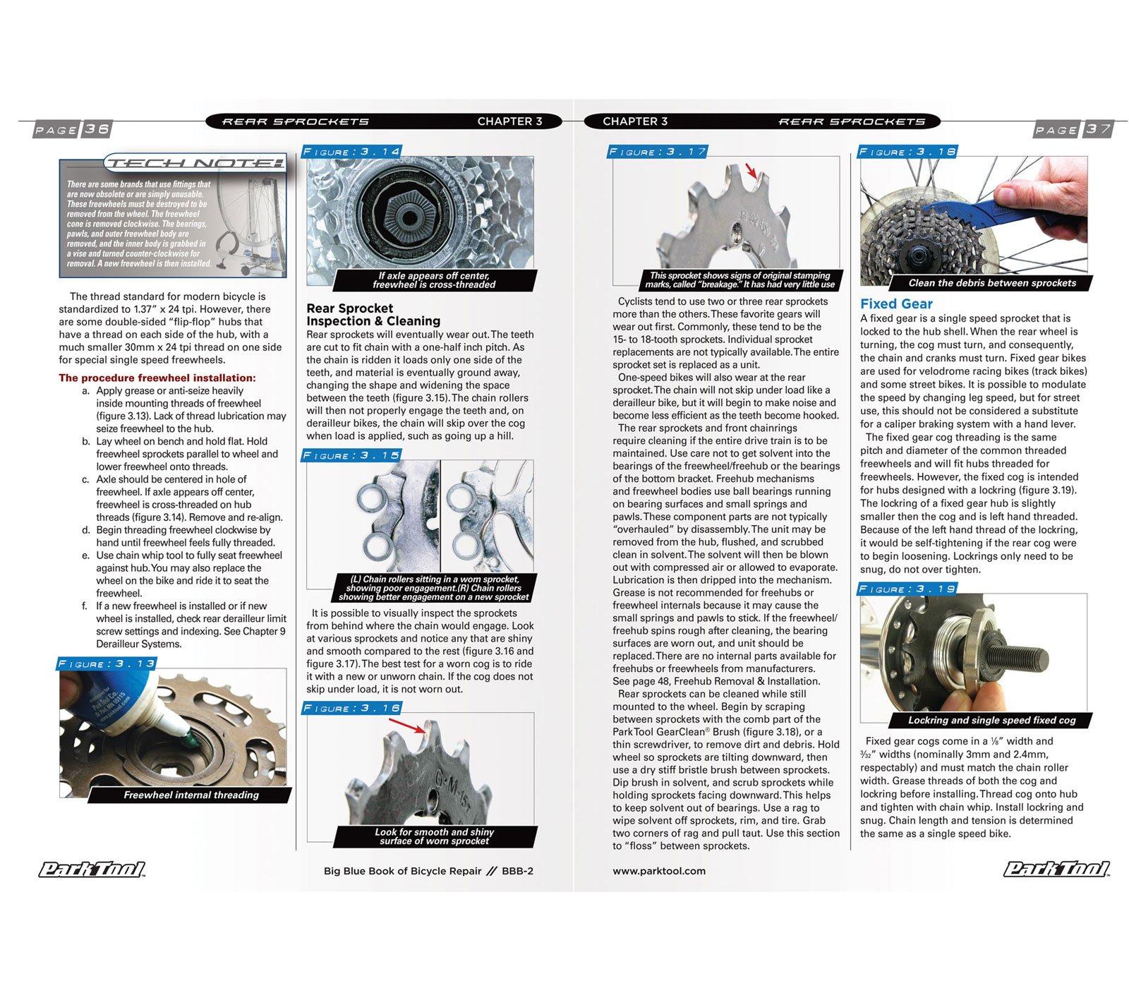 big blue book of bicycle repair ii pdf download