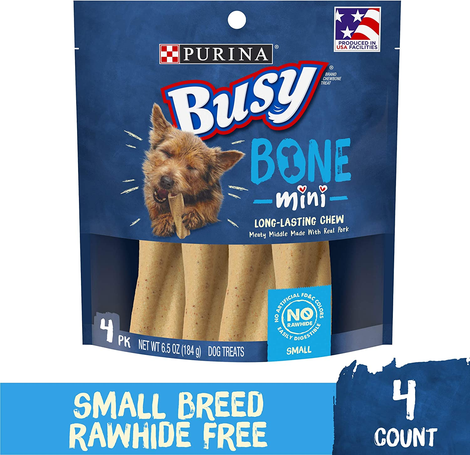 Purina Busy Bone Dog Chew Dog Treats