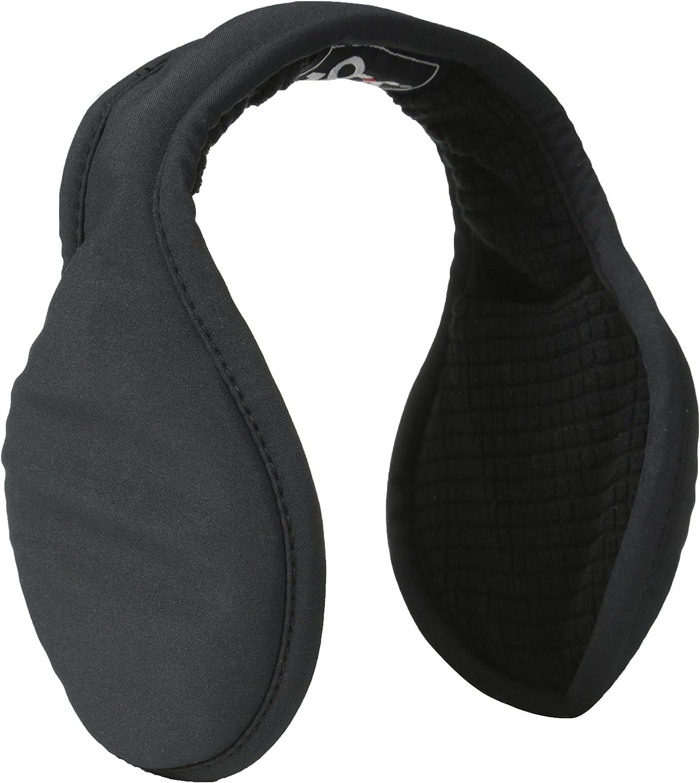 180s Urban Ear Warmer Black One Size 180s Men/'s Accessories 21587