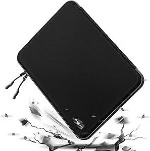 Smatree 15.6 inch Hard Sleeve Case for Dell Xps 15 9500 Case, HP Pavilion 15 Laptop Sleeve, Asus Vivobook 15.6 Bag, Dell Xps 15 9500 Case Hard Shell