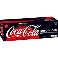 Coca-Cola Zero Sugar, 12 fl oz, 12 Pack