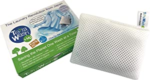 Terra Wash - Eco Laundry Sachet - Detergent Substitute- Reusable for 365 Washes